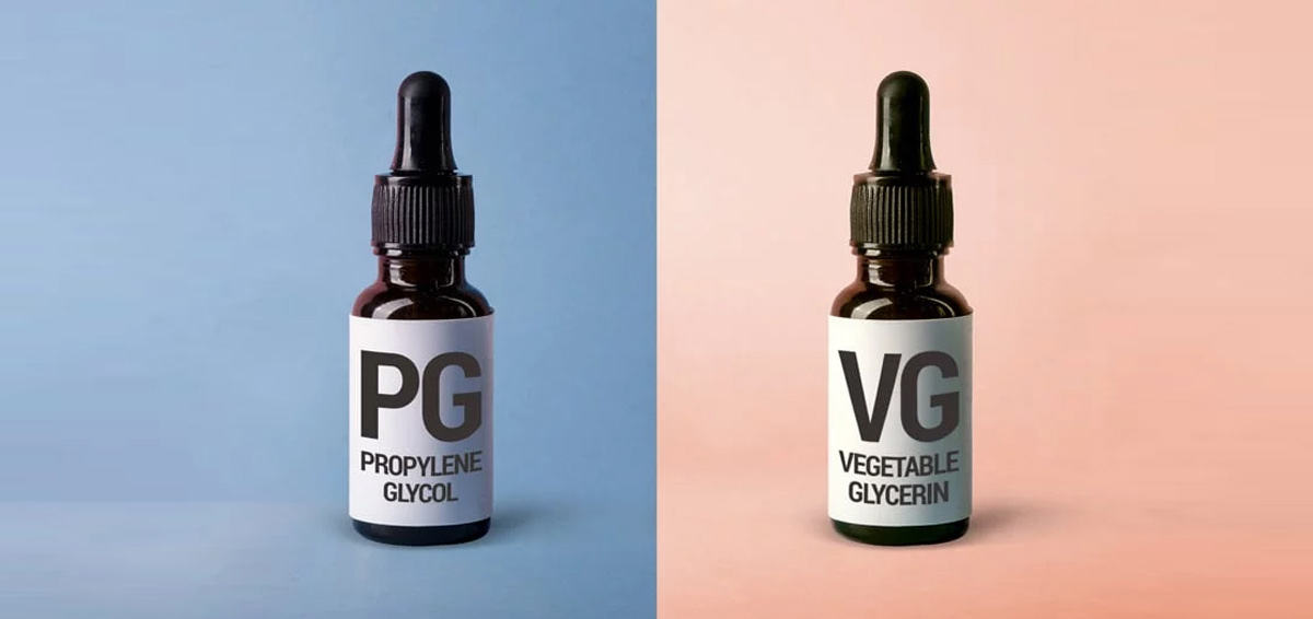 What is PG/VG? How to choose?
