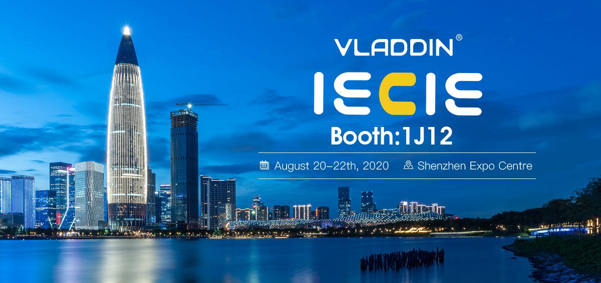 IECIE Shenzhen Vape Expo 2020 - VLADDIN