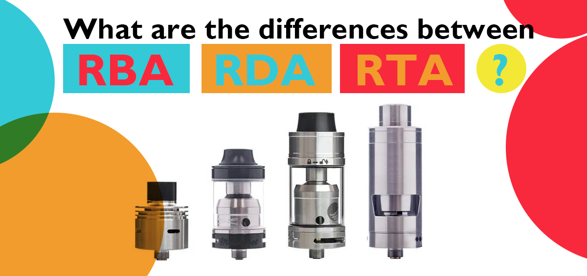 What are the differences between RBA/RDA/RTA?