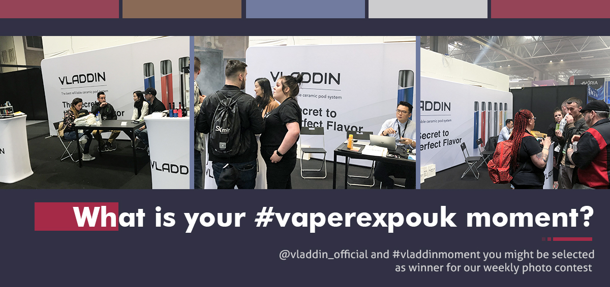 What is your #vaperexpouk moment?