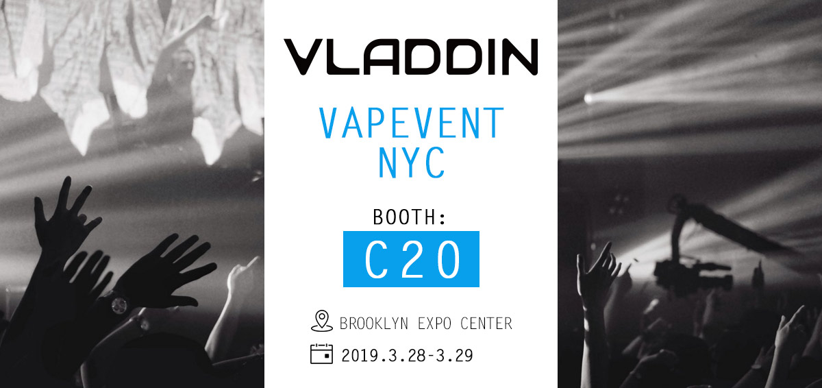 Invitation to the 100% B2B Vape Show in Brooklyn
