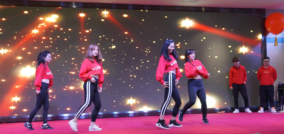 song and dance show