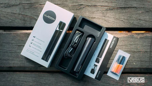 pod system kit packaging