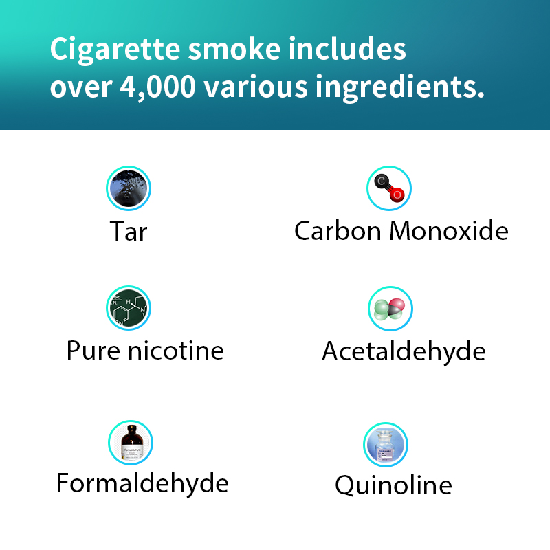 what is in regular cigarette