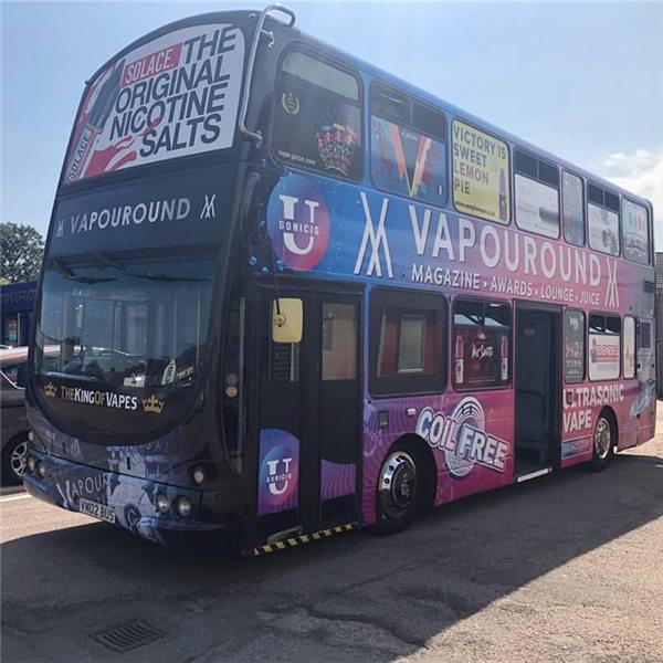 Vapouround bus