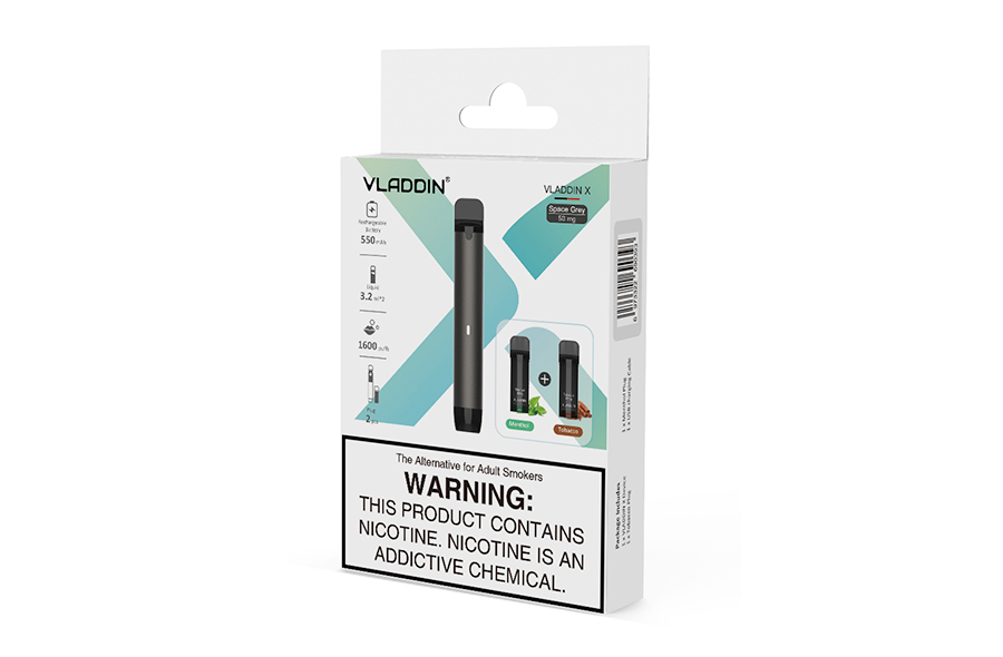 VLADDIN X kit package