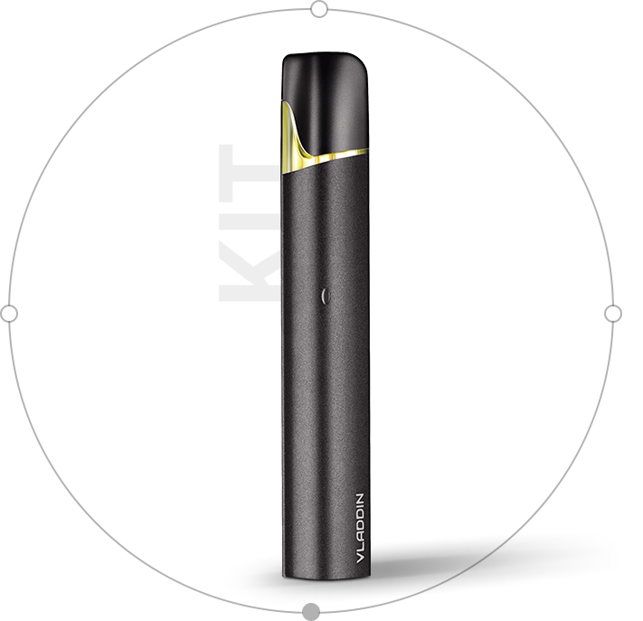 Vladdin-RE Pod system -Portable pod vape Official website